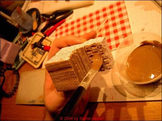 ein grundkurs zum plastikmodellbau am beispiel einer figur von stefan oppel. Black Bedroom Furniture Sets. Home Design Ideas
